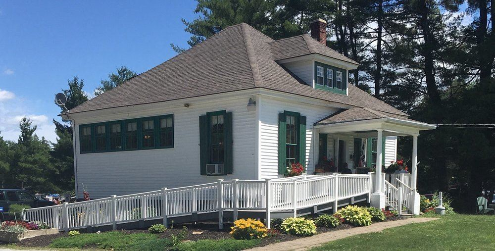 The School House Cafe