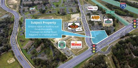 Archer Road Retail Opportunity - Gainesville