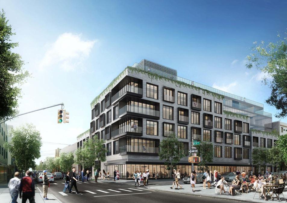 NEW BUILDING - PRIME WILLIAMSBURG RETAIL!