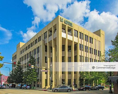 LA Capitol Building - Baton Rouge