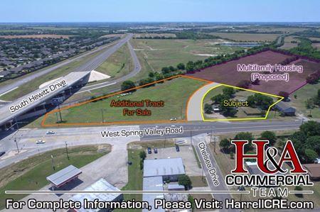 1.6 Acre Retail Pad in Hewitt, Texas - Hewitt