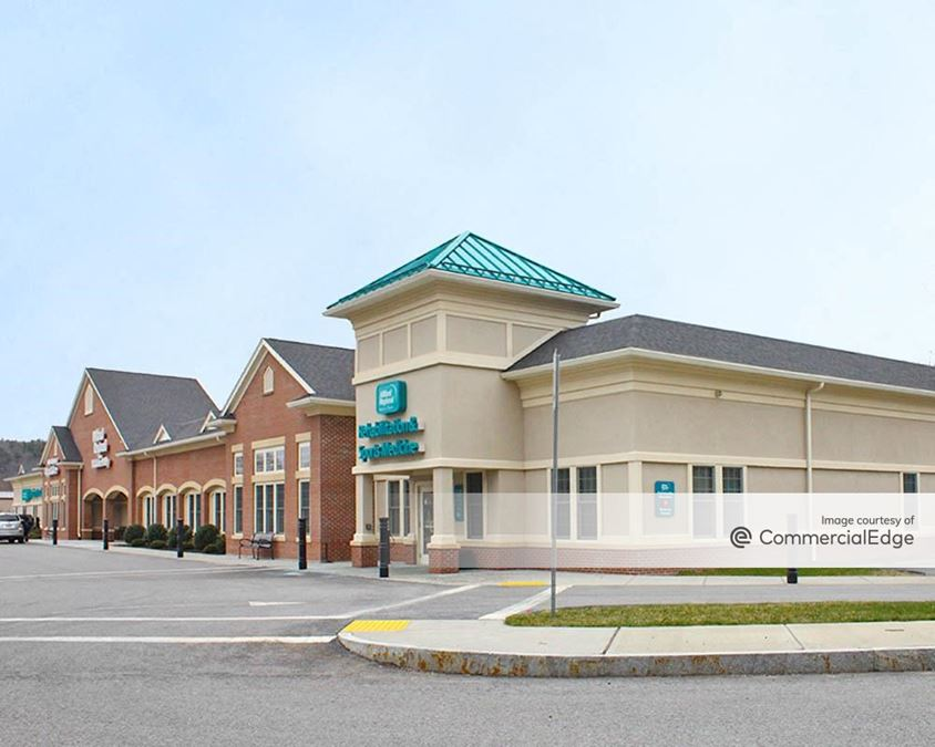 Osterman Commerce Park - Milford Regional in the Blackstone Valley