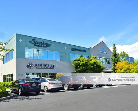 James Center Professional Plaza - Tacoma