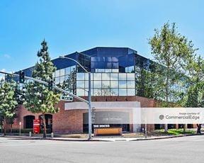 Tustin Corporate Center - 18302 Irvine Blvd - Tustin