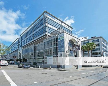 China Basin - Wharfside Building - San Francisco