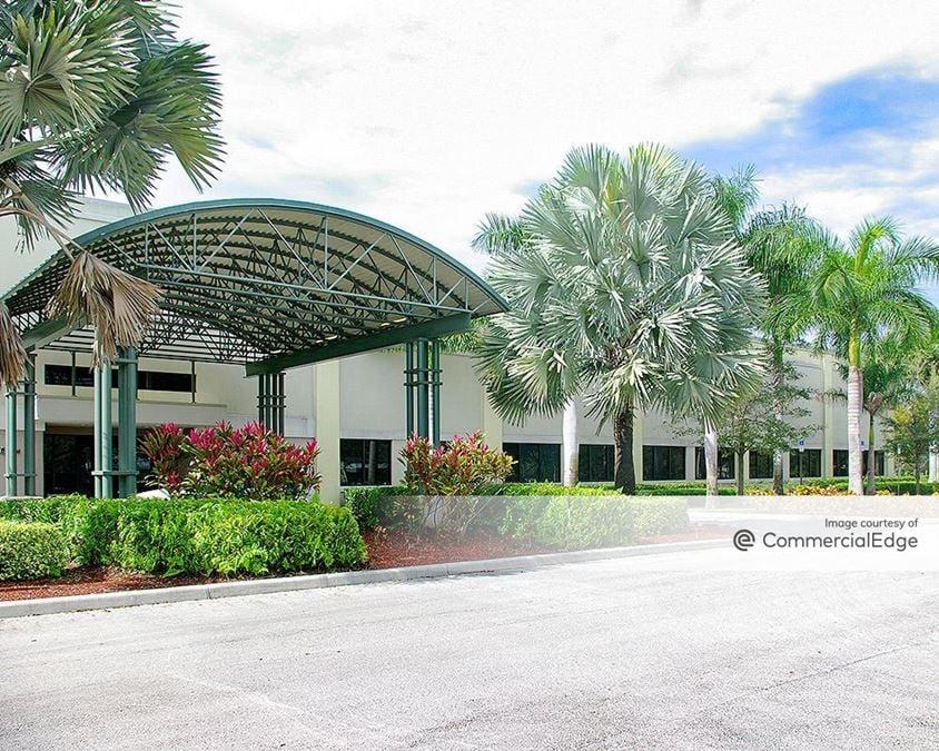 Sawgrass International Corporate Park - 1391 NW 136th Avenue