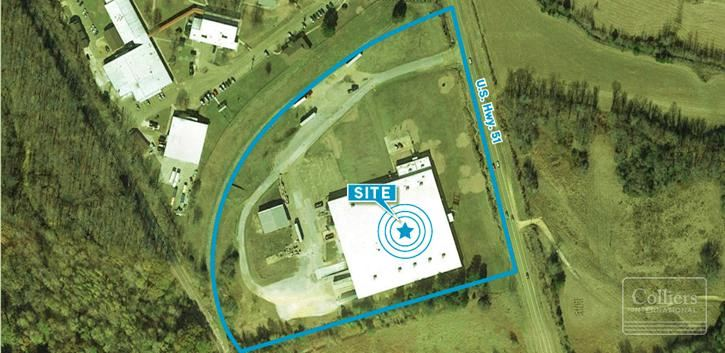 90,000 SF Industrial Facility Batesville, Mississippi