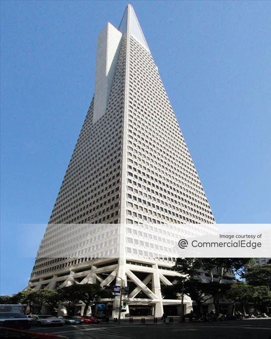 The Transamerica Pyramid Center - Transamerica Pyramid