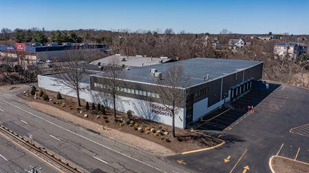 43,500+sf Manufacturing/ Warehouse/ Distribution - Salem
