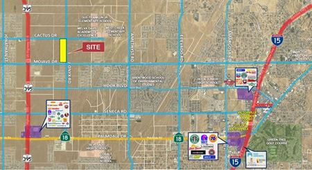 Mojave Dr - Victorville