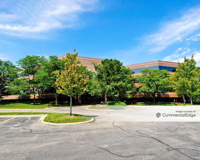 Buffalo Grove Business Park - 750 Lake Cook Road