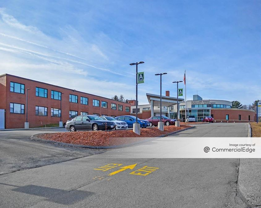 Harrington HealthCare at Webster - 340 Thompson Road