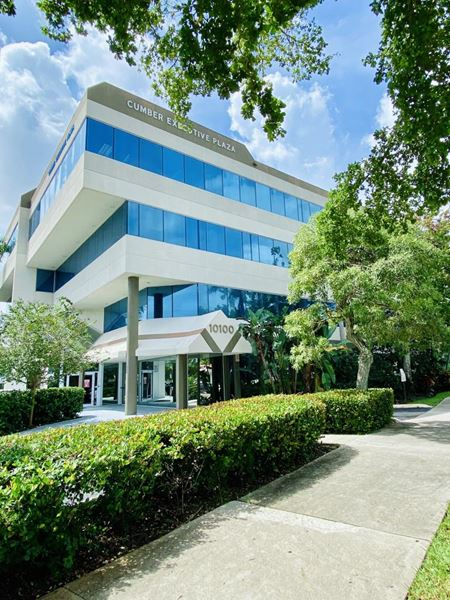 Cumber Executive Plaza - Coral Springs