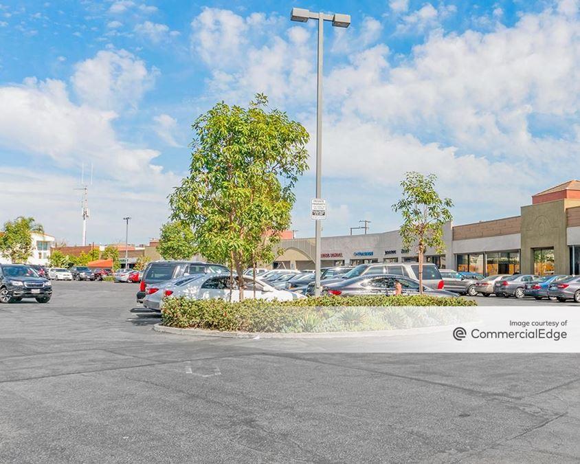 Brea Heights Shopping Center