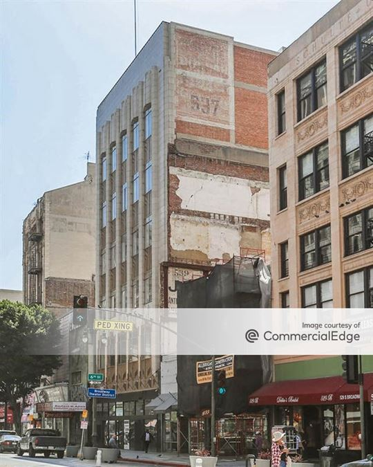 537 South Broadway