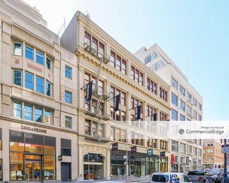 722 Market Street & 49 Geary Street - San Francisco