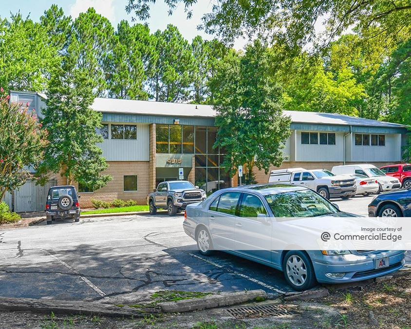 Waters Edge Office Park - 4915 & 4917 Waters Edge Drive