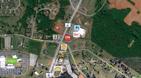 Lot A Highway 81 - Anderson
