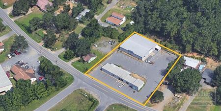 Office/Warehouse Building | 5200 Crystal Hill Rd - North Little Rock