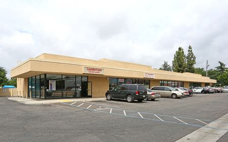 Retail Storefront Shop Spaces - TI's Available - Fresno