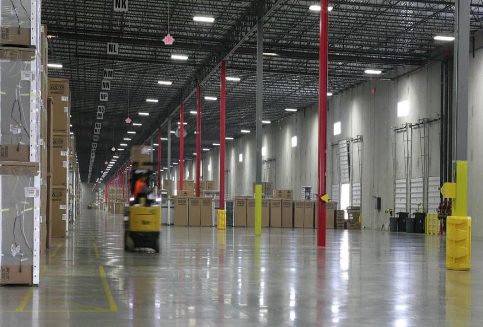 Warehouse & Distribution Park/ Big Box Buildings