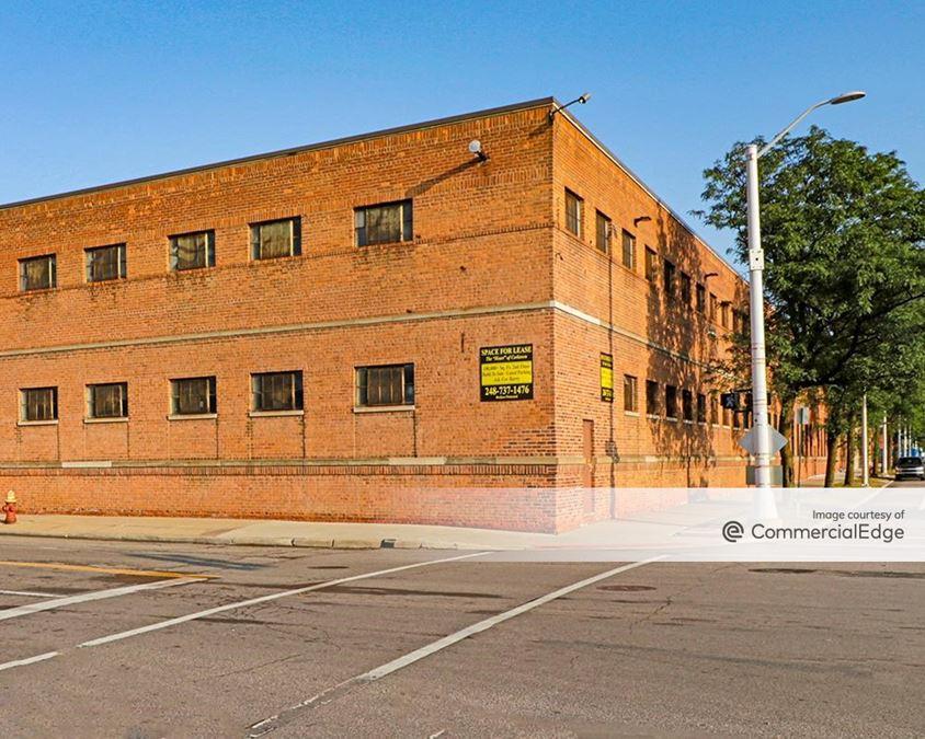 Cunningham Warehouse