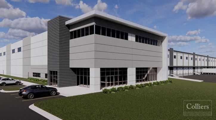 Gwinnett 85 Logistics Center   Up to 970,450 SF Available