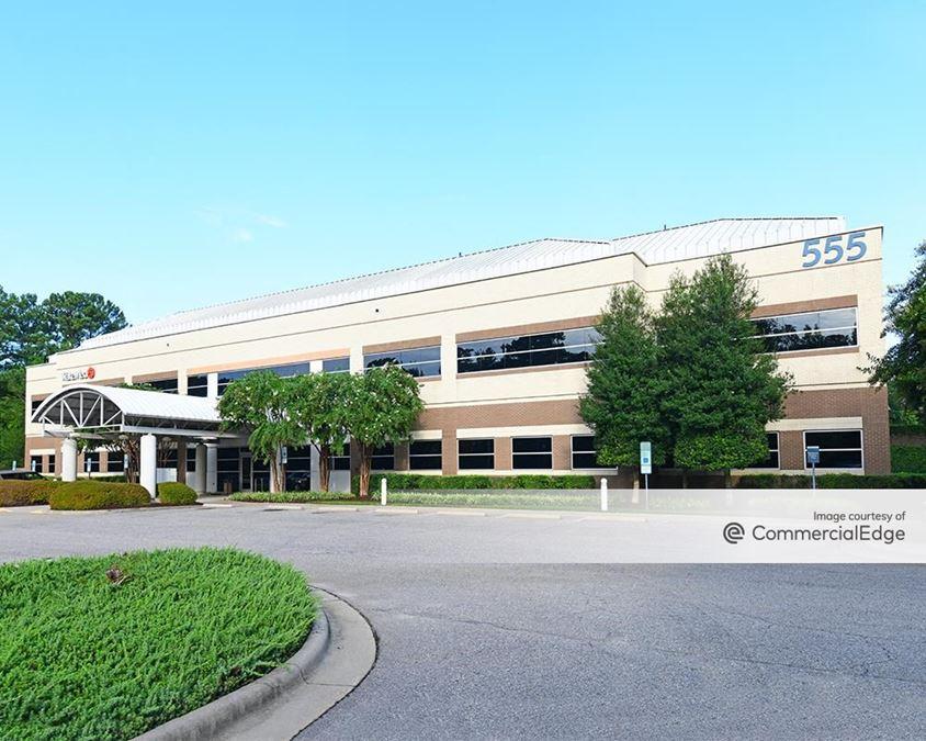 WakeMed - Clayton Medical Park