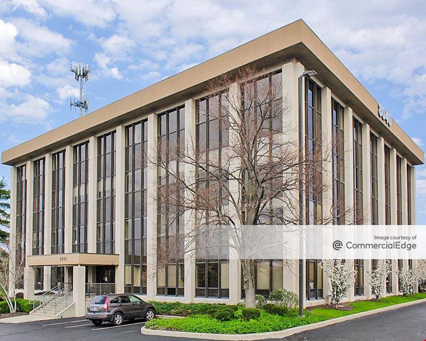 CBank Office Park - 8040 & 8050 Hosbrook Road