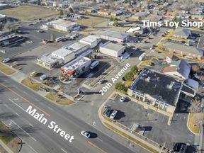 Tims Toy Shop - Longmont