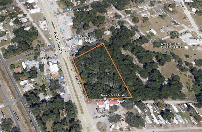 Direct US1 Vacant Commercial Land