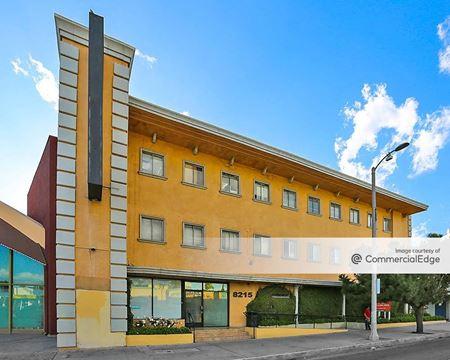 The Panorama Medical Arts Building - Panorama City