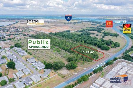 New Publix Corner Outparcel - Auburndale
