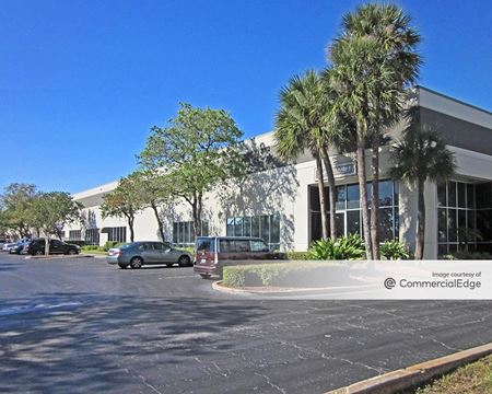 33rd Street Industrial Park - 4601-4635 SW 34th Street - Orlando
