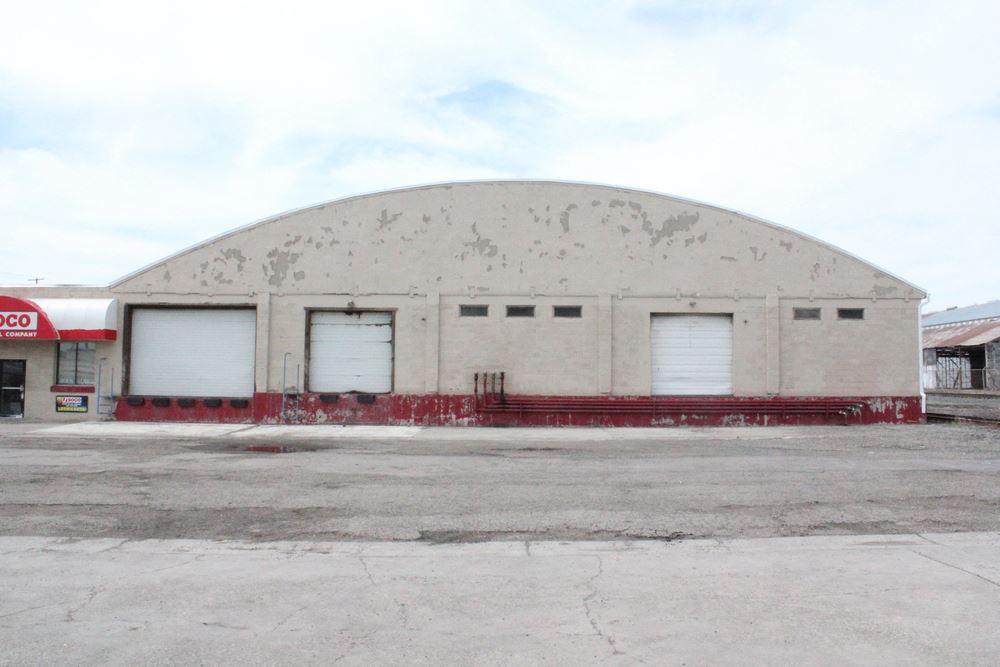 Stockton Oil Building