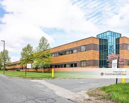 University of Massachusetts Medical School - South Street Building 1 - Shrewsbury