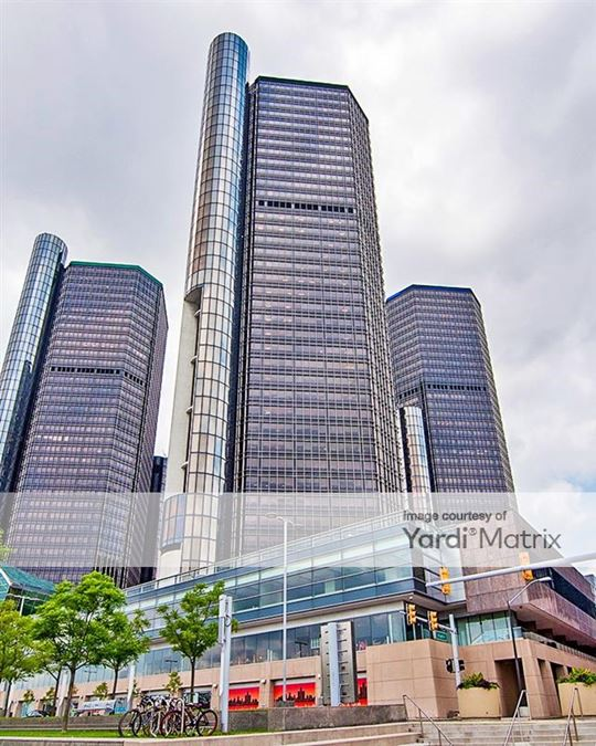 GM Renaissance Center - Tower 300