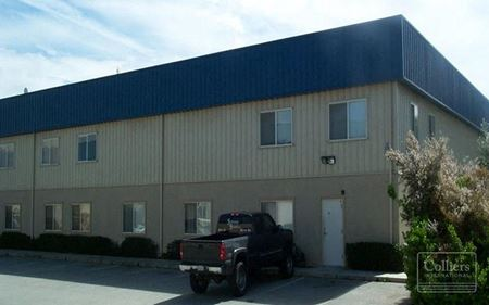 INDUSTRIAL SPACE FOR LEASE - Gilroy