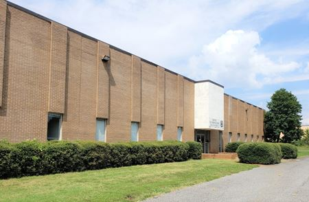 For Sale 45,000 SF Warehouse Heavy Power - Stone Mountain