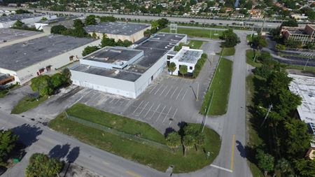 Industrial Palmetto Expressway  - Miami Gardens