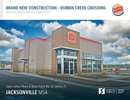 Jacksonville, FL - Burger King - St. Johns