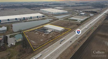 Spec Buildings For Lease in Alliance Park — Mount Comfort - Greenfield