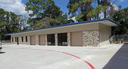 Woodlands Area Office Warehouse Flex Building - Magnolia