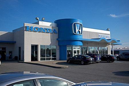 The Honda Dealership Building - Murfreesboro
