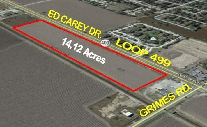 Loop 499 & Grimes Rd