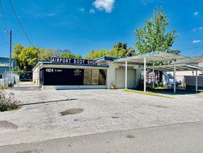 Industrial Auto body/Repair shop in Drew Park, Westshore/Airport Industrial Tampa - Tampa