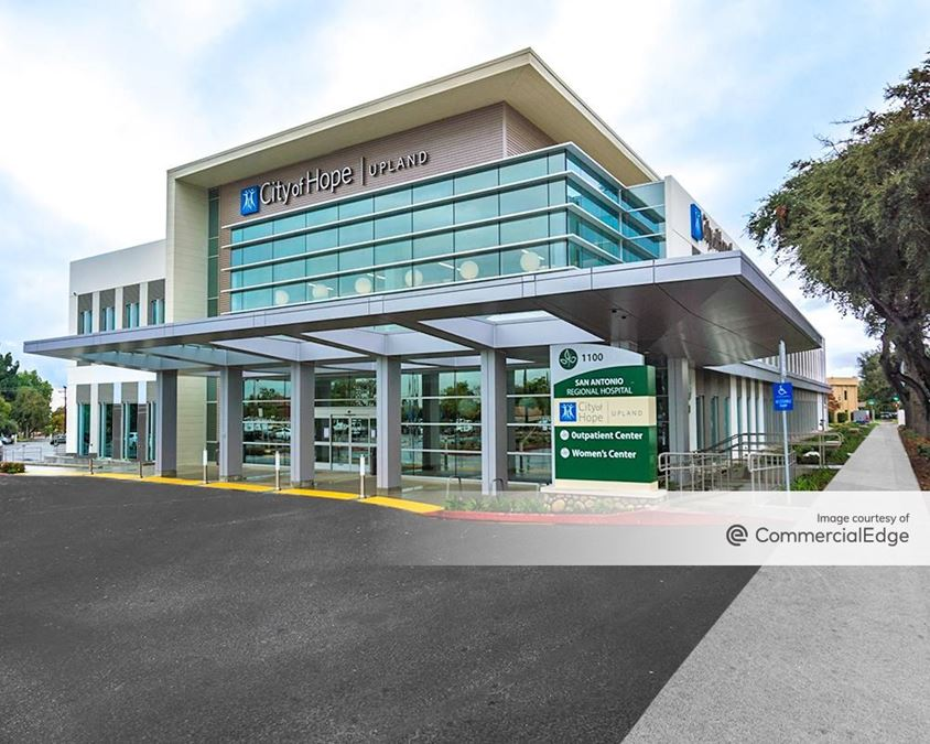 San Antonio Regional Hospital - 1100 San Bernardino Road