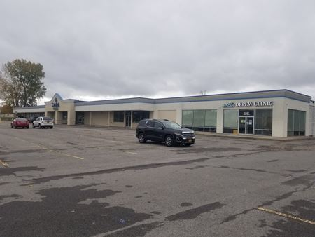 Retail/Warehouse Space: Catalyst Fitness Plaza - Depew