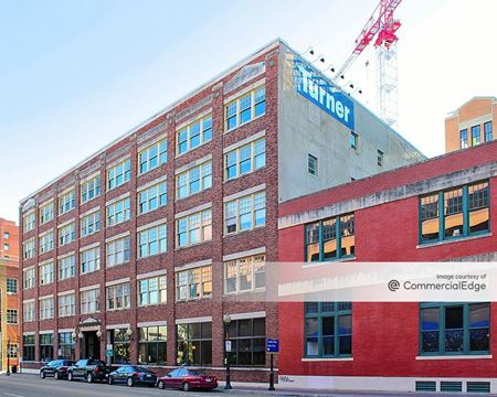 Oilwell Supply Building - Dallas