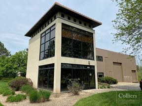 Office Space with additional Flex space for Sale
